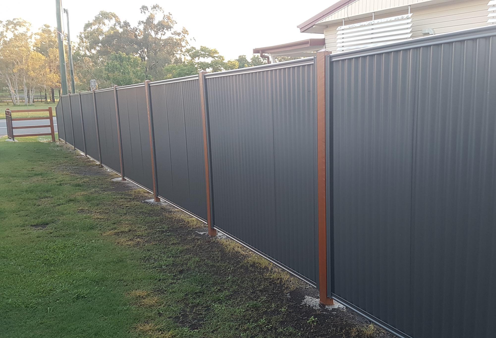 CK Fencing Steel Residential